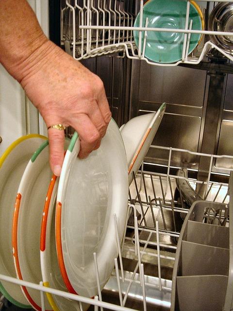 Huishoudelijke apparaten: vaatwassers